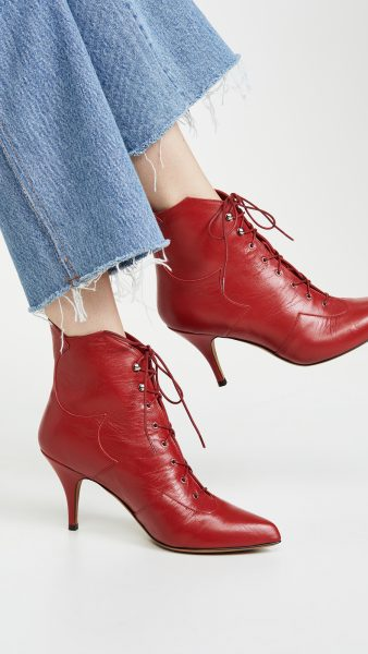 The 6 Ankle Boot Trends To Know This Season