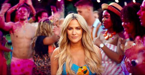 Caroline Flack steps down from Love Island after being charged with assault