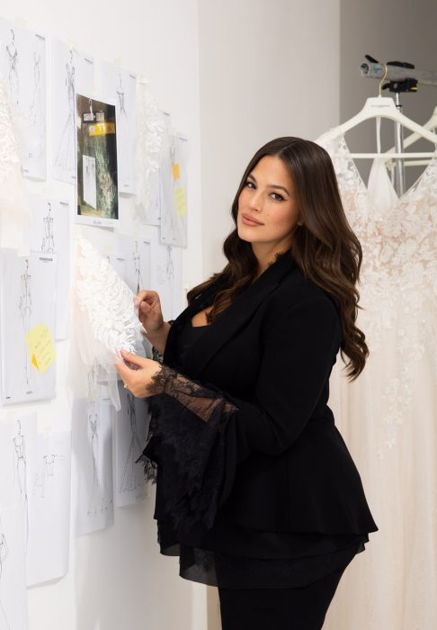 Ashley Graham Launched A Size-Inclusive Bridal Collection With Pronovias