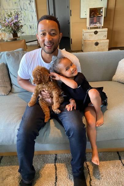 Chrissy Teigen and John Legend have adopted