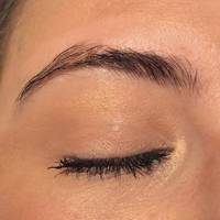 I tried the latest brow trend on Instagram and I'm obsessed