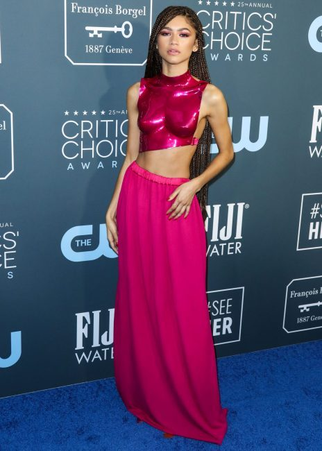 The Best Dressed Celebrities At The 2020 Critics' Choice Awards