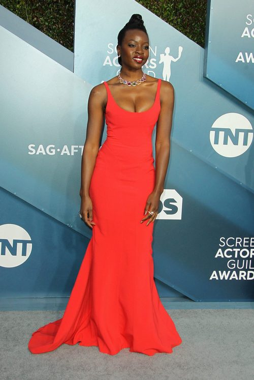 The Best Dressed Celebrities At The 2020 SAG Awards
