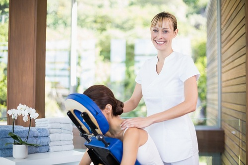 Benefits of Mobile Seated Massage