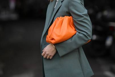 This was the bag *everyone* carried at fashion week