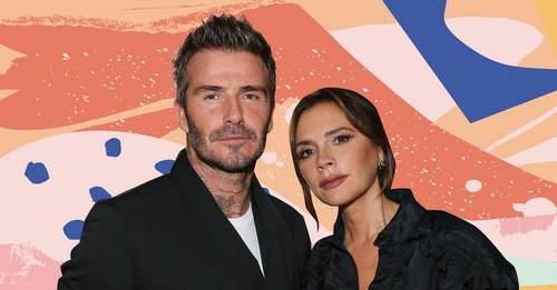 David and Victoria Beckham are so loved-up in isolation