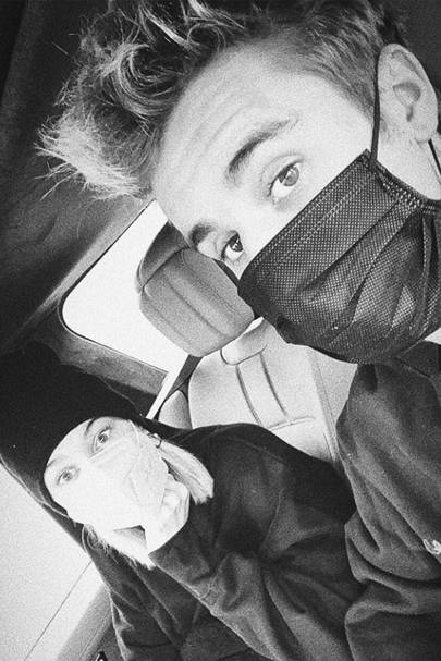 Hailey and Justin Bieber's shared skincare routine is the definition of romance
