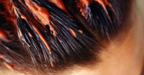 How to safely make your own hair dye at-home