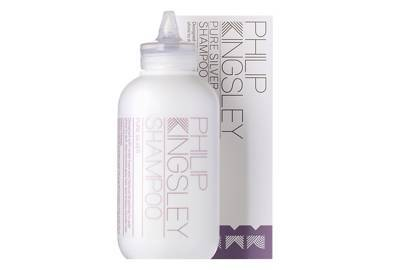 Pure Silver Shampoo, £19, Philip Kingsley