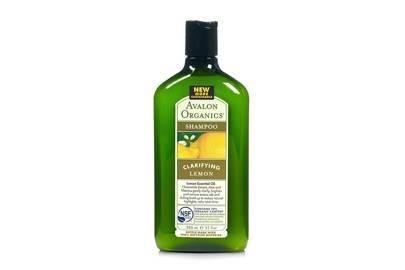 Avalon Organics Lemon Clarifying Shampoo, £11.20, Biovea