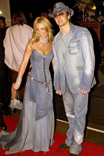 Justin Timberlake & Britney Spears