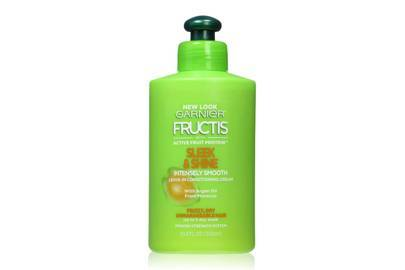 Garnier Fructis Leave-In Conditioner Sleek & Shine, £9.99, Amazon