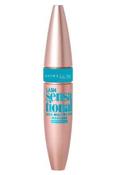 Lash Sensational Waterproof Mascara, £8.99, Maybelline