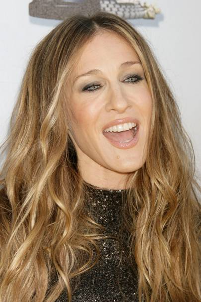 "[article id=""http://www.glamourmagazine.co.uk/gallery/bronde-hair-trend""]Dark Blonde[/link]"