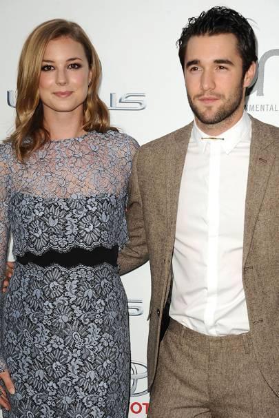 Emily VanCamp & Josh Bowman