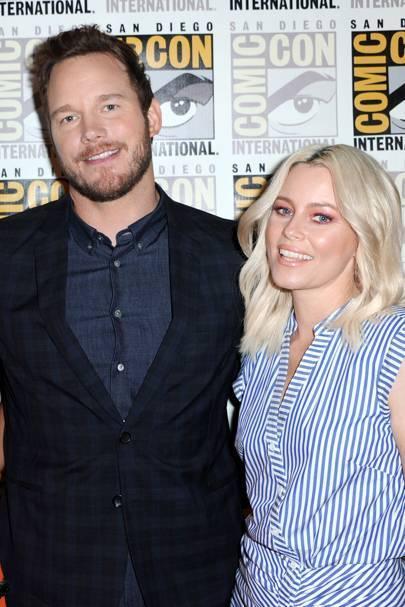 Watch Chris Pratt's heartfelt message, for Gemma Collins after THAT fall