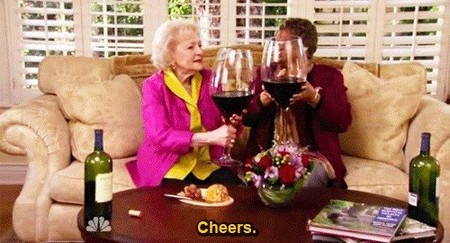Grab a glass, it's drinking season