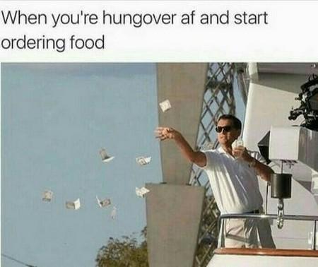 Hangover memes that definitely won't make you feel any better