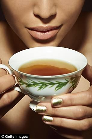 Even those who are trying to cut out the caffeine of a traditional cuppa can enjoy the benefits of herbal teas