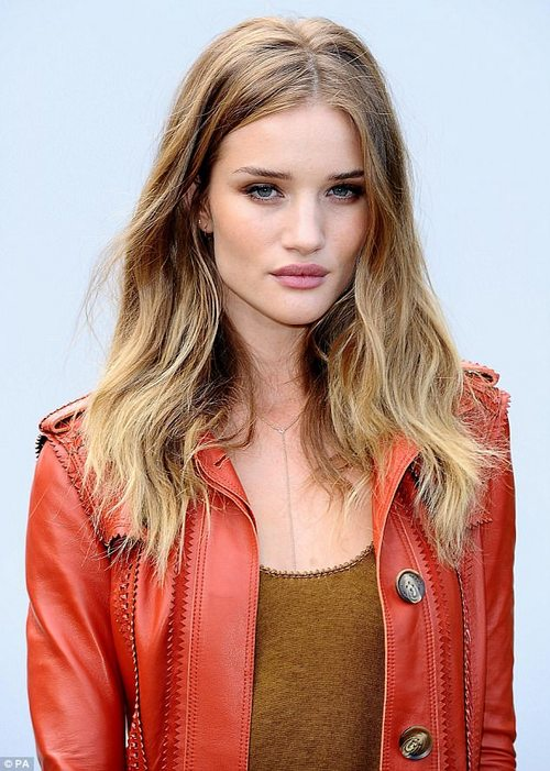 Supermodel turned Transformers actress Rosie Huntington- Whiteley, who has been in a relationship with her now husband Jason Statham for eight years, is famous for her full pout