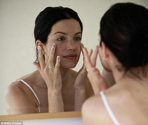 Experts said people with dry or sensitive skin should use face scrubs sparingly because they are susceptible to micro-tears
