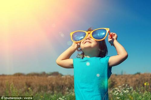 Previous research suggests vitamin D in childhood prevents type 1 diabetes (stock)