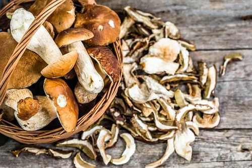 Mushrooms containanti-inflammatory components that help boost the immune system