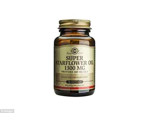Super Starflower Oil can help relieve PMS. www.bodykind.com