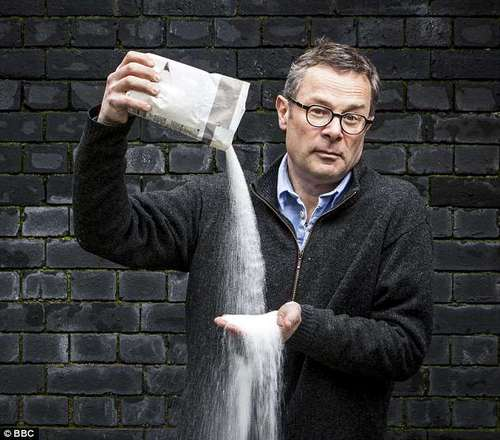 The River Cottage chef has vowed to help curb the temptation for Britons looking to lose the bulge