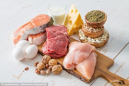 There is a certain group of amino acids referred to as 'essential', which means they must be consumed and come from the food we eat. Many of these comes from things like poultry