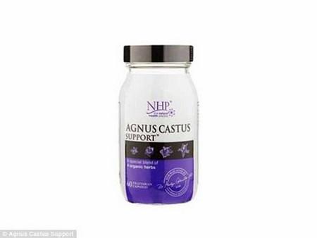 Agnus Castus can help relieve period symptoms. www.naturalhealthpractice.com