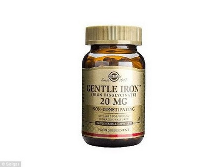 Iron supplements can boost energy by getting more oxygen to the brain.www.hollandandbarrett.com