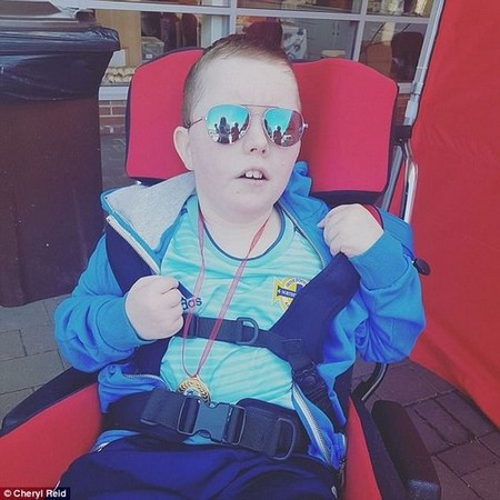 Cheryl Reid, 31, from Belfast, was advised three times to turn off the life support that was keeping her 12-year-old son, Taylor, alive