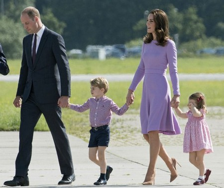 Kate Middleton and Prince William Announce Royal Baby's Due Date