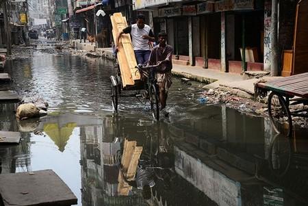 Floording in Bangladesh