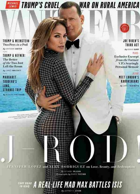 Jennifer Lopez Reveals She Made The First Move With Alex Rodriguez