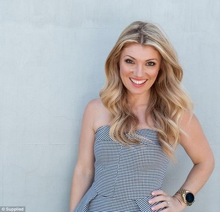 Melbourne hormone specialist, Nat Kringoudis (pictured), spoke about how a beauty routine might be messing with your hormones with health coaches Nicole Jardim and Rachael Pontillo