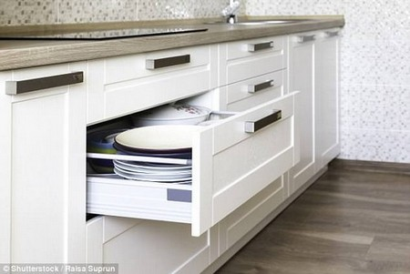 It's probably the last place you would expect to find cancer-causing chemicals. But researchers have found kitchen cabinets can contain PCBs
