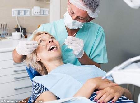 Anyone who lost two or more natural teeth during the study had a 16 per cent higher risk of developing coronary heart disease, regardless of how many teeth they had to begin with