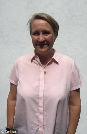 Michelle Johnson, chief nurse at Whittington Hospital in north London, enforced the ban