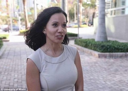 Carolina, an analyst in Miami, was determined from the moment her doctor diagnosed her that she would prove him wrong and run once more