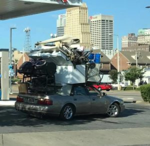 Spot the Tort: The Latest in Overloaded Vehicle Torts