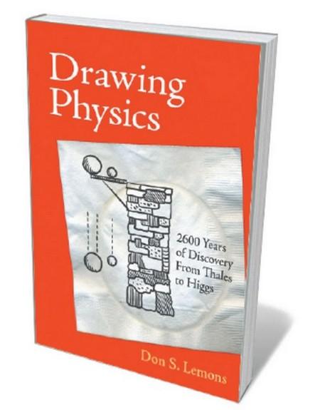 Book jacket 'Drawing Physics'