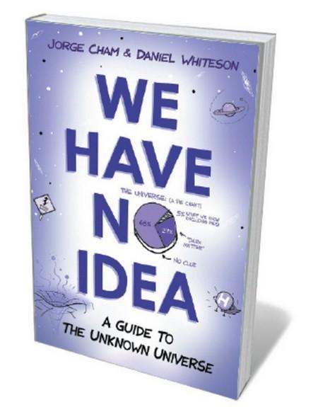 Book jacket 'We Have No Idea'