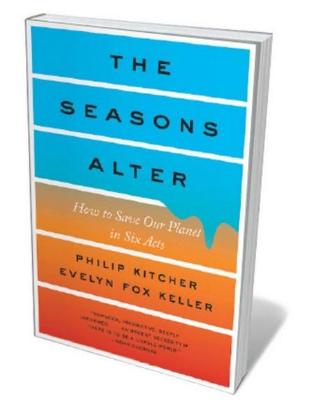 Book jacket 'Seasons Alter'