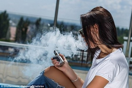 The results, from surveys of more than 10,000 young people aged 12 to 17, add to earlier evidence suggesting that e-cigarettes may be a gateway to smoking tobacco and drugs