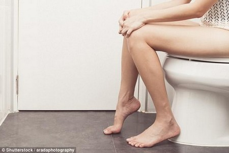 Diarrhoea, which is a distressing symptom, can be a sign of food intolerance, Ms Beeson says