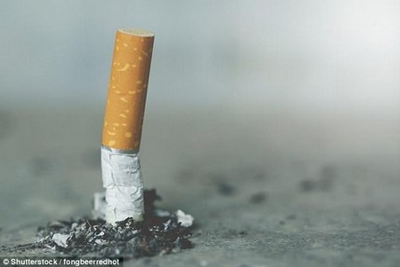Researchers found that the diabetes drug metformin may treat nicotine withdrawal symptoms
