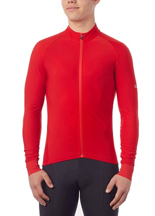 Giro Chrono Thermal jersey
