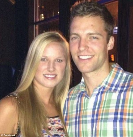 The couple met in 2011 and Matt was planning to propose days after the accident occurred